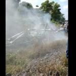Se cae avioneta fumigadora en Chiapas
