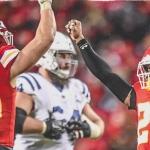 Chiefs avanzan a la final de la Conferencia Americana