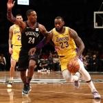 LeBron James y Lakers tendrán partidos en China