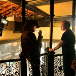 """Revelan las primeras fotos de la nueva película de Quentin Tarantino, """"Once Upon in Hollywood"""""""