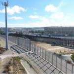 Cerrado, el Parque de la Amistad hasta descartar amenaza: CBP