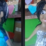 Yalitza Aparicio ya tiene su propia piñata de doble vista