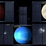 NASA descubre tres nuevos exoplanetas a casi 60 años luz de la Tierra