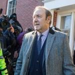 Kevin Spacey recibe libertad bajo fianza ante juzgado