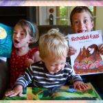 Descubre cuáles son algunos de los beneficios de la lectura en los niños