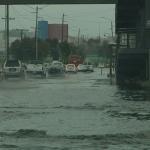 Atendió Bomberos 25 reportes por lluvias durante la mañana del lunes