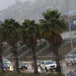 Lluvia ligera intermitente por periodo de 24 horas en la región