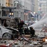 Dos muertos y al menos 20 heridos tras explosión en París