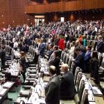 Legisladores y funcionarios dialogan sobre robo de combustible