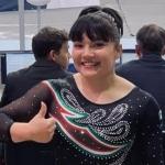 Alexa Moreno entre las mejores gimnastas del mundo