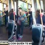 Mujer se defiende ante ladrón que quiso robarle su celular