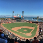 AT&T Park posible casa temporal de Raiders