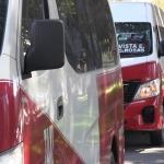 Protestan Transportistas por afectaciones y desorden en el servicio