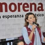 Marina del Pilar será la candidata de Morena a la alcaldía de Mexicali