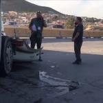Tras accidentes fatales, piden extremar precauciones al conducir por Bulevar 2000