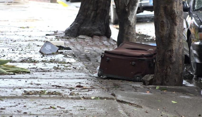 3e1047250 Localizan restos humanos dentro de una maleta en Tijuana - Síntesis TV