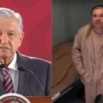 Que veredicto del Chapo sea una lección para delincuentes: AMLO