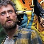 Imagen de Daniel Radcliffe como Wolverine se hace viral