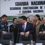 Oposición va por separado con la Guardia Nacional