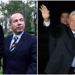 """Fox incita a Calderón para """"poner en su lugar"""" a López Obrador."""