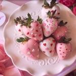 Fraises (Fresas) para disfrutar en San Valentín