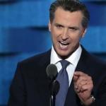 Gobernador de California planea demandar a Trump
