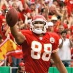 """Gonzalez, Reed y Bailey son """"inmortales"""" en NFL"""