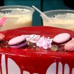 Un rico pastel para disfrutar en San Valentín