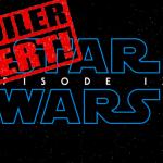 Imágenes filtradas del Episodio 9 de Star Wars