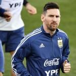 La AFA informó que Messi no jugará en Marruecos