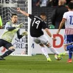 México goleó a Paraguay en Santa Mónica