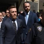 Cierran caso de Conor McGregor en Brooklyn