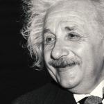 Muestran colección de manuscritos de Albert Einstein