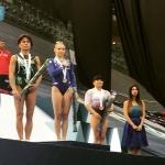 Alexa Moreno gana medalla de bronce en Bakú