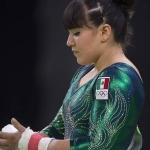 Alexa Moreno queda en 4to lugar en Catar