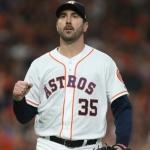 Justin Verlander extiende contrato con los Astros