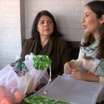 Bolsas eco-friendly para fruta y verdura: negocio emprendedor de madre e hija