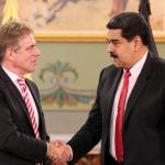Expulsa Maduro al embajador de Alemania