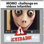 El 'Momo Challenge' causa preocupación en padres