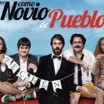 """Síntesis te lleva al cine a la premier de """"Como novio de pueblo""""."""