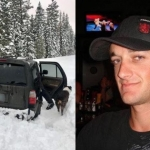 Hombre atrapado en la nieve sobrevivió comiendo salsa picante