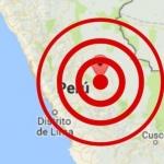 Sismo de 7.1 grados impacta a Perú, Bolivia y Chile