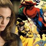 """Angelina Jolie protagonizaría """"The Eternals"""" del Universo Marvel"""