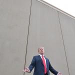 Autoriza Pentágono mil millones de dólares para muro fronterizo