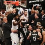 Gerente de Nets multado por ir a vestidores de árbitros