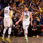 Warriors supera a Rockets en primer partido