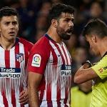 Diego Costa rechazó entrenar con el equipo