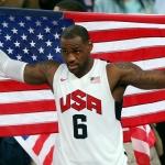 LeBron James no jugará con EE.UU. en el Mundial de FIBA
