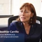 Tatiana Clouthier, Diputada Federal por MORENA