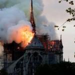 VÍDEOS Y FOTOS: Catedral de Notre Dame en llamas